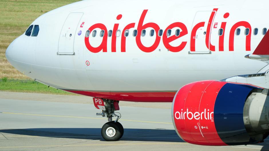 Reise: Keine kostenlosen Snacks und Getränke mehr bei Airberlin ...