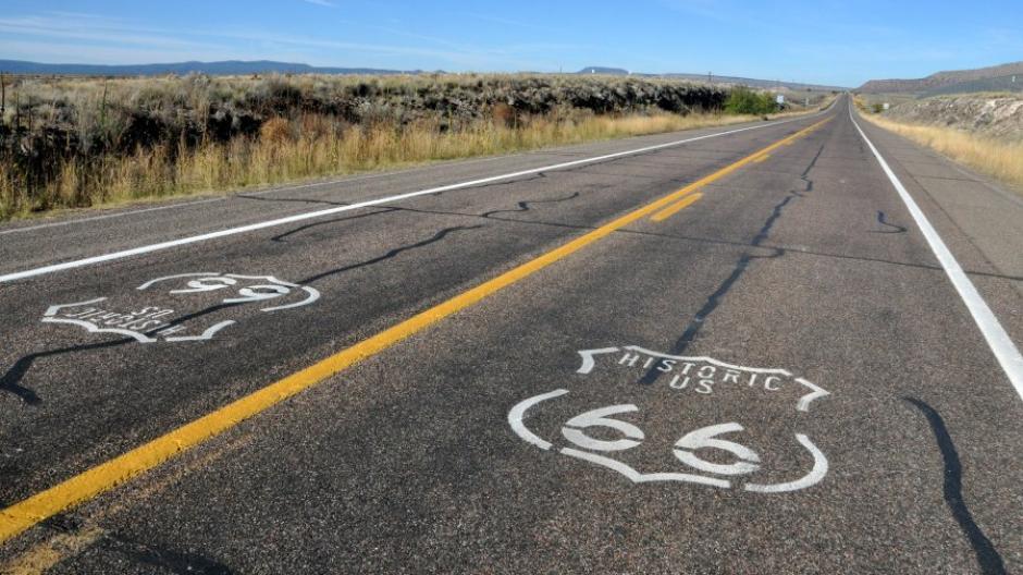 USA: Die Route 66 - mehr als nur eine Straße - Promis, Kurioses, TV ...