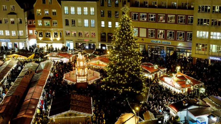 Welcher Weihnachtsmarkt.Kommentar Augsburg Oder Friedberg Welcher Weihnachtsmarkt Ist