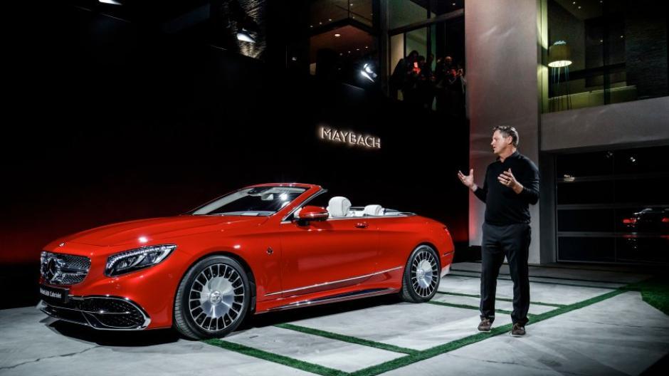 test-bericht: mercedes-maybach s 650 cabrio: das geld liegt auf der
