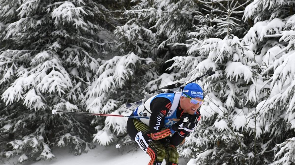 ergebnisse biathlon heute