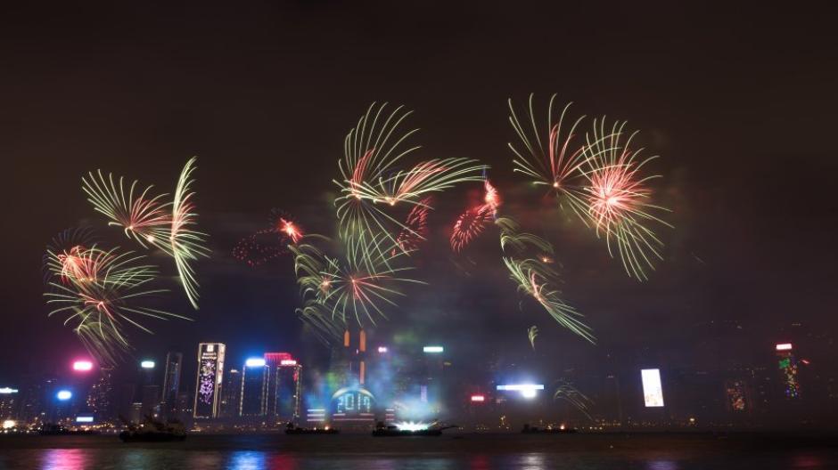 China: Hongkong: Tausend Köstlichkeiten zum Neujahrsfest - Reise ...