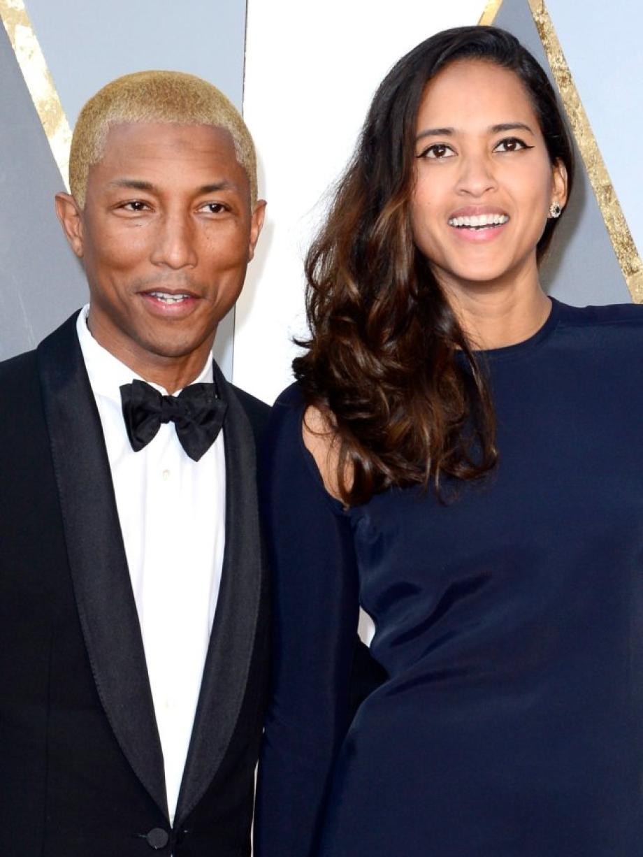 Drillinge: Dreifaches Vaterglück für Pharrell Williams