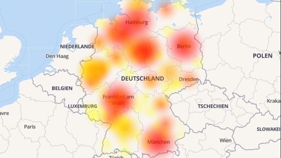 Vodafone Probleme
