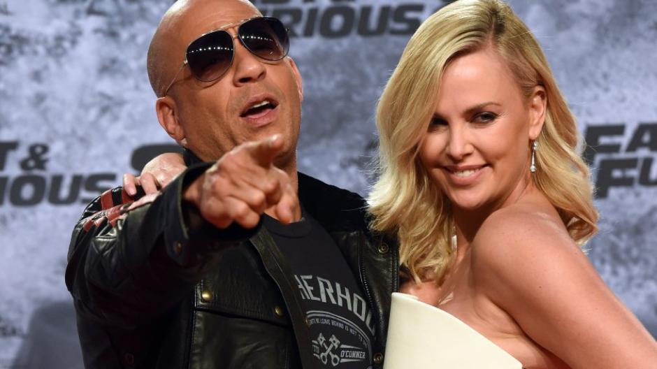 Film Kritik Kritik Zu Fast Furious 8 Vin Diesel In Den Klauen