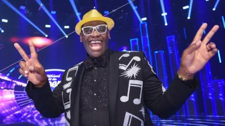 """Sänger Alphonso Williams gewann bei """"Deutschland sucht den Superstar""""."""