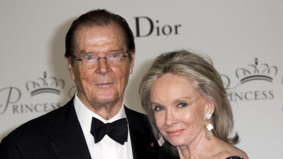 Schauspieler James Bond Darsteller Roger Moore Gestorben Promis