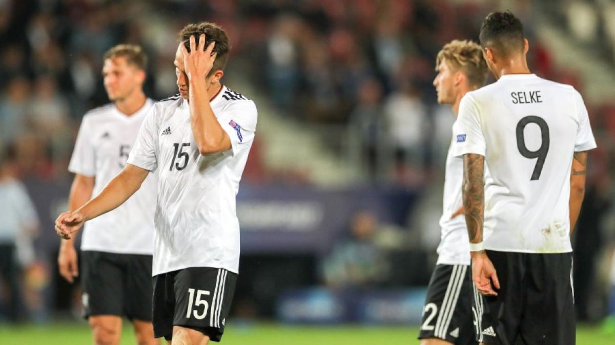 U21 Deutschland Färöer