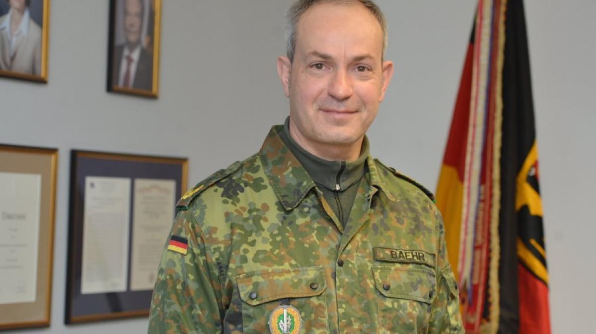 Kommandeur Ksk