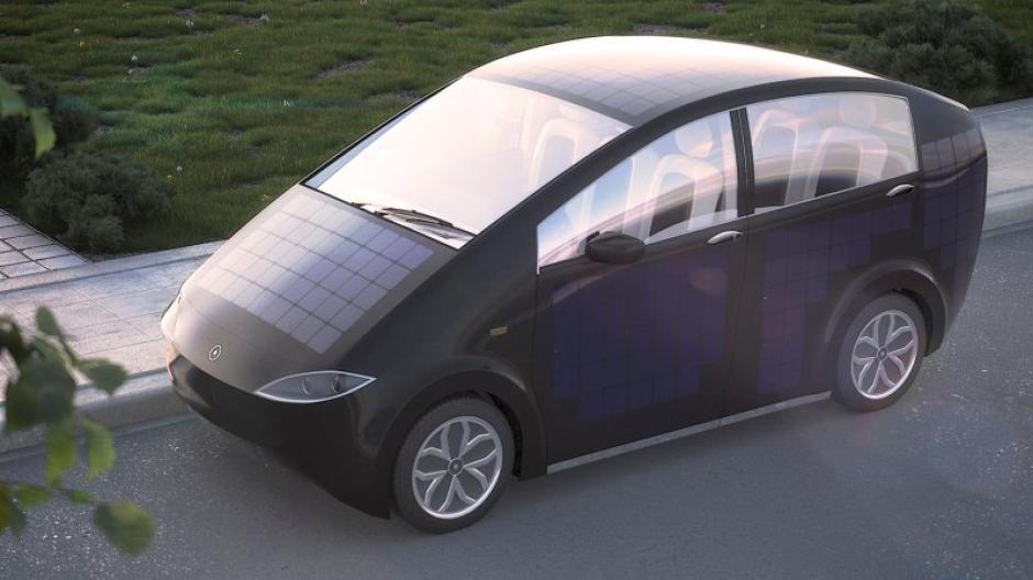 Auto: Elektro-Start-ups haben große Pläne - Wirtschaft - Aktuelle ...