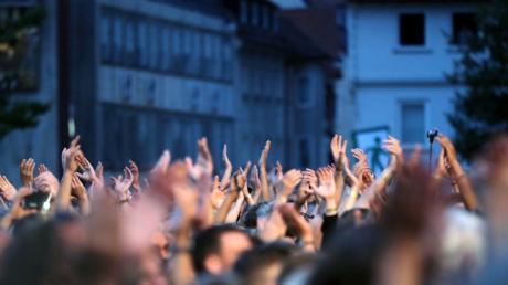 Auf Wincent Weiss und Mark Forster können sich die Besucher der Schwörkonzerte 2020 freuen.