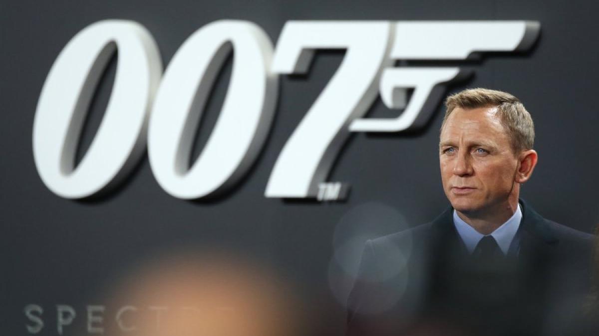 Neuer James Bond Im Kino