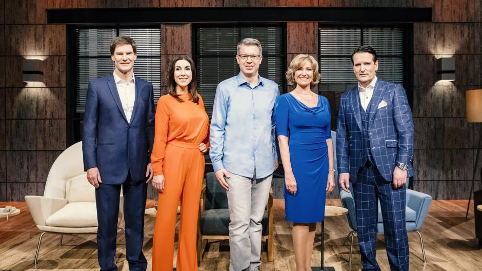 Dhdl Die Hohle Der Lowen 2017 Die Investoren In Der Jury