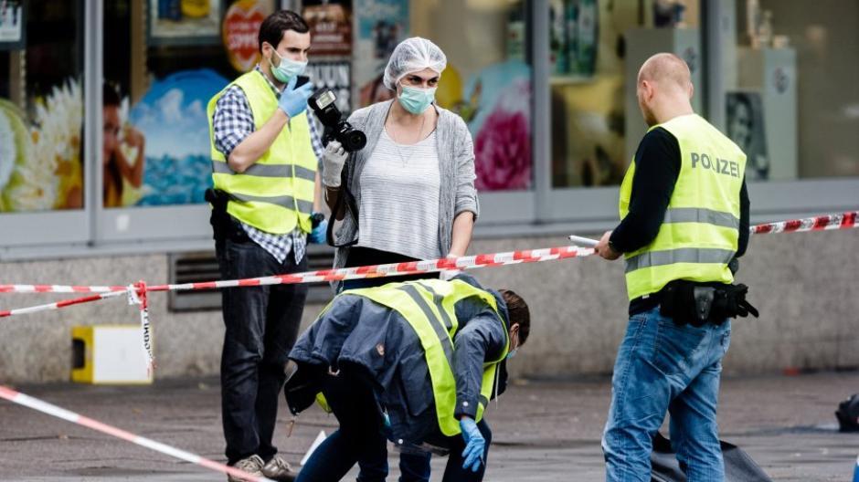 Hamburg Messer Angreifer Von Hamburg War Als Islamist Bekannt