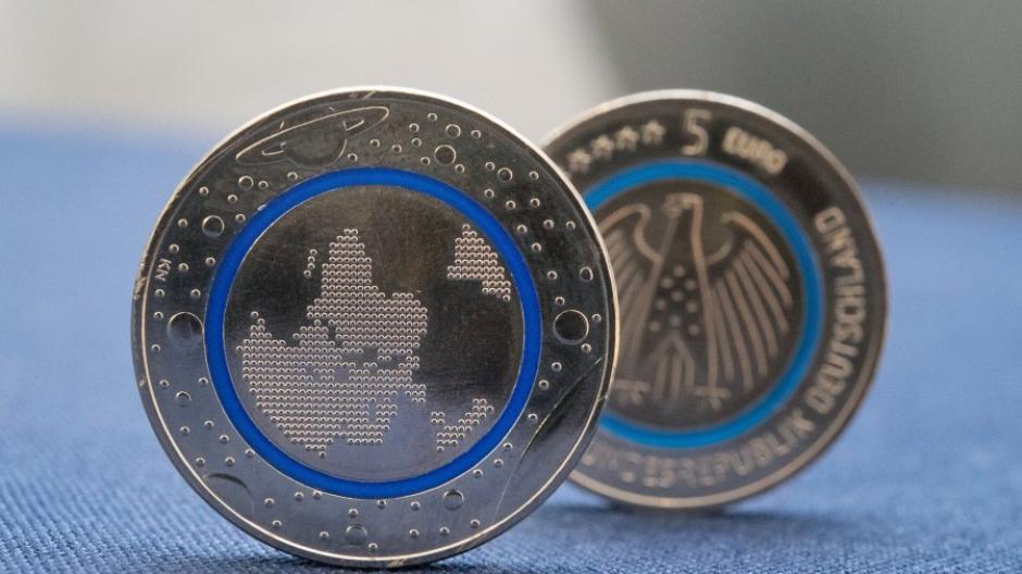 Euro Schätze Im Geldbeutel Manche Euro Münze Hat Sammlerwert