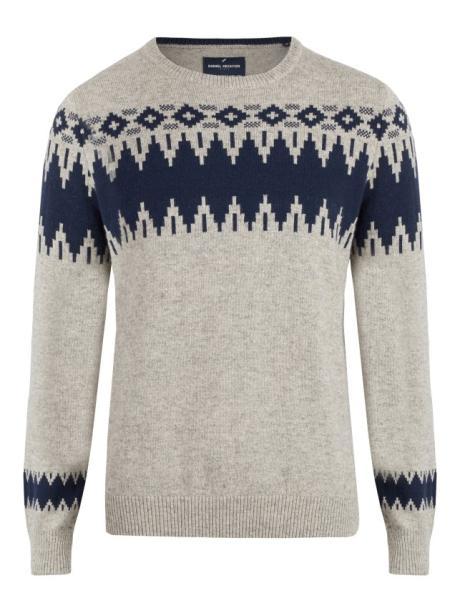 f34c92e38dc4 Mode  Der Norweger-Pullover wird zum Modetrend für Männer - Geld ...