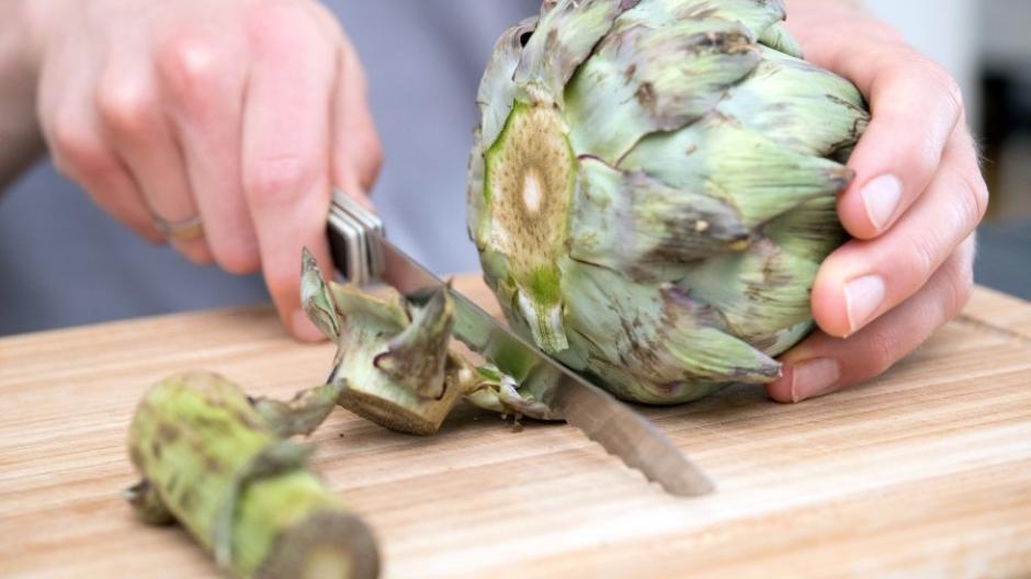 Artischocken Rezept Artischocken Wie Man Sie Kocht Wie Man Sie