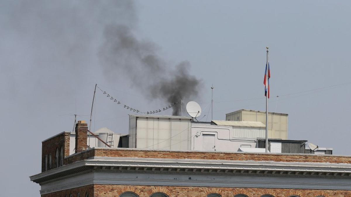san francisco schwarzer rauch russisches konsulat soll durchsucht werden politik aktuelle. Black Bedroom Furniture Sets. Home Design Ideas
