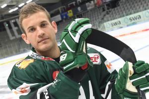 Augsburger Panther verlängern Vertrag mit Matt White