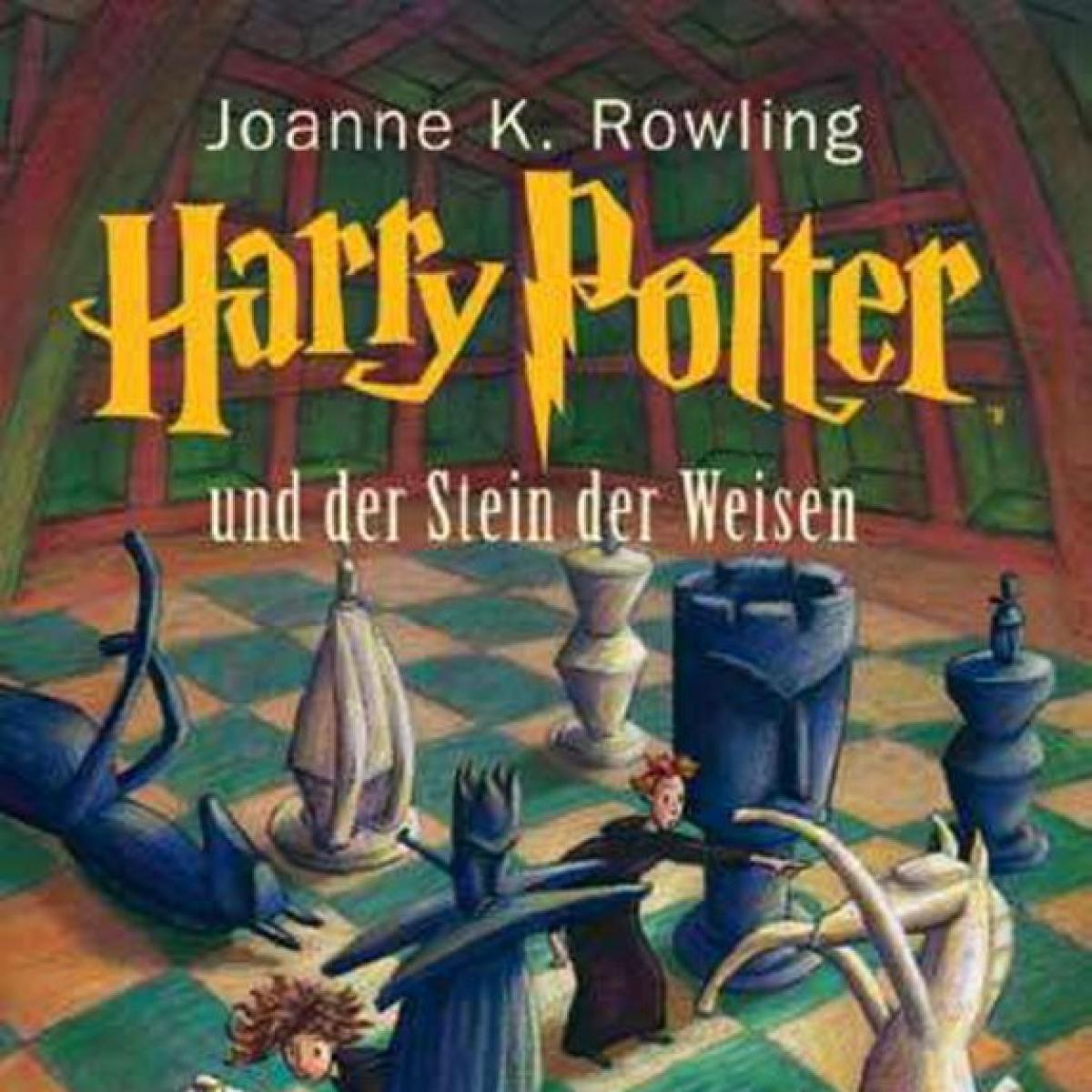Harry Potter Harry Potter Erstausgabe Erzielt Bei Auktion Knapp