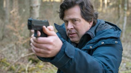 """Ermittler Friedemann Berg (Hans-Jochen Wagner) im neuen SWR-Tatort """"Goldbach""""."""