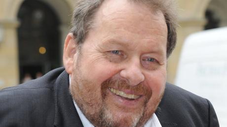 Der Schauspieler Ottfried Fischer wird mit dem Deutschen Comedypreis ausgezeichnet.