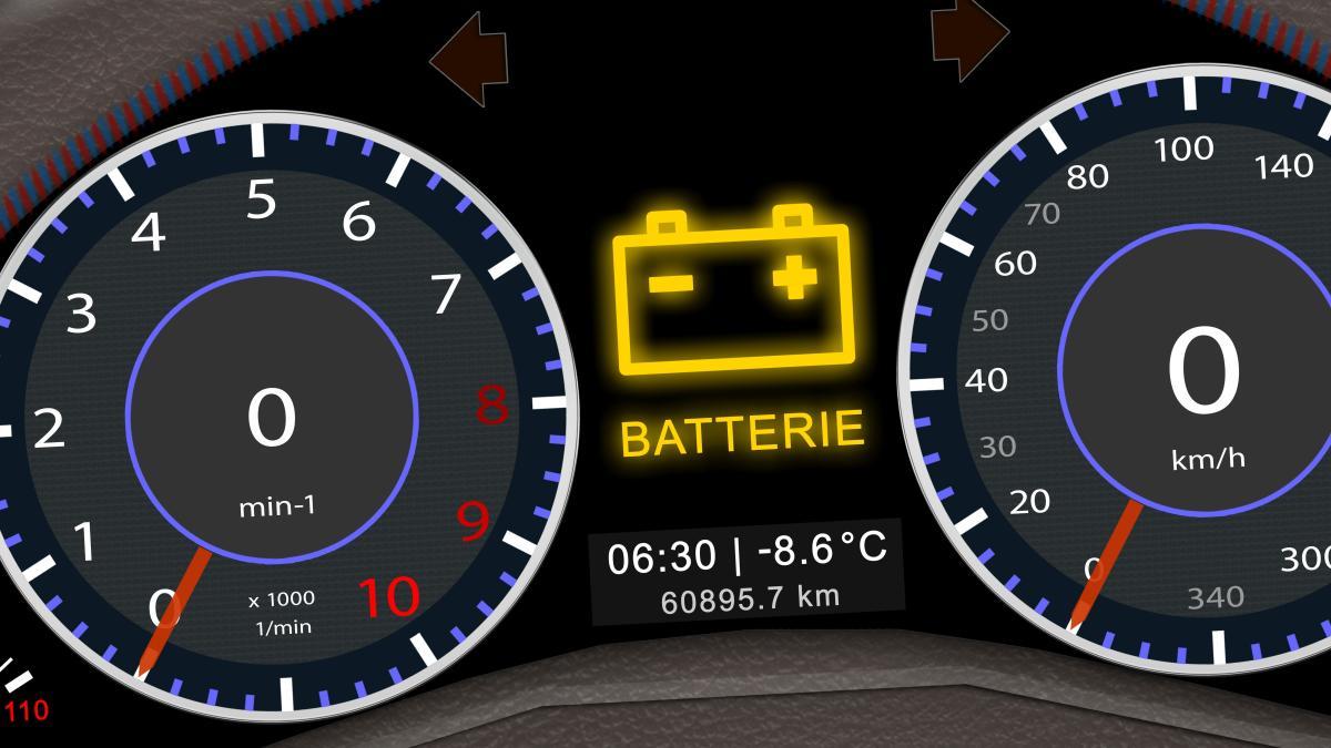Besser in die Werkstatt: Batterien bei Start-Stopp-Automatik - Auto ...