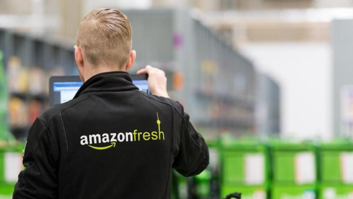 Deutschland Auch Lebensmittel Lieferdienste Arbeiten