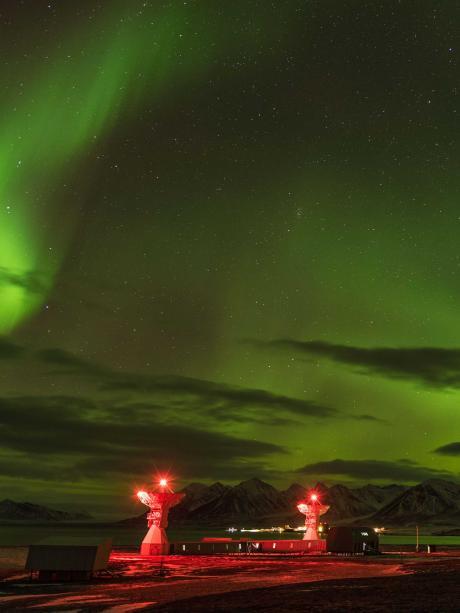 Weihnachtsessen Zu Zweit.Nordpol Stille Nacht Mit Santa Claus So Feiern Polarforscher