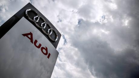 Der Warnstreik trifft auch den Autohersteller Audi.