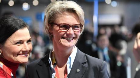 Anja Karliczek (CDU) soll Bildungs- und Forschungsministerin werden. Foto:Ralf Hirschberger