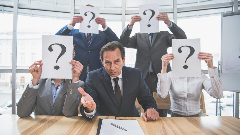 Im Bewerbungsgespräch Wie Man Häufig Gestellte Fragen Meistert