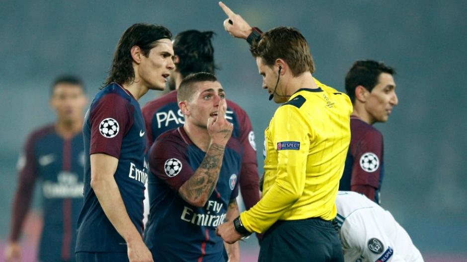 Champions League Paris Saint Germain Erlebt Bitteren Abend Gegen