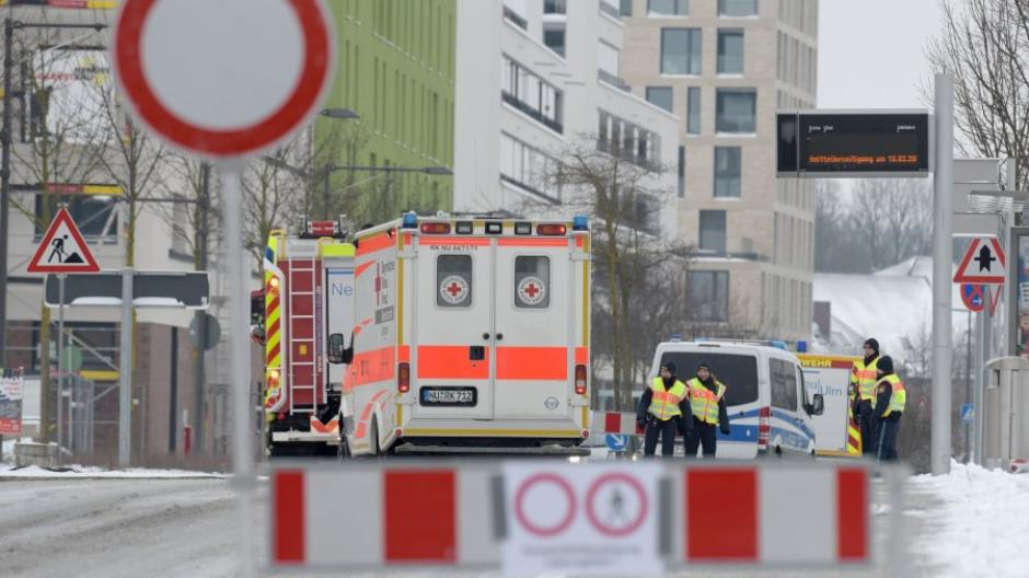 Bombenentschärfung Neu-Ulm