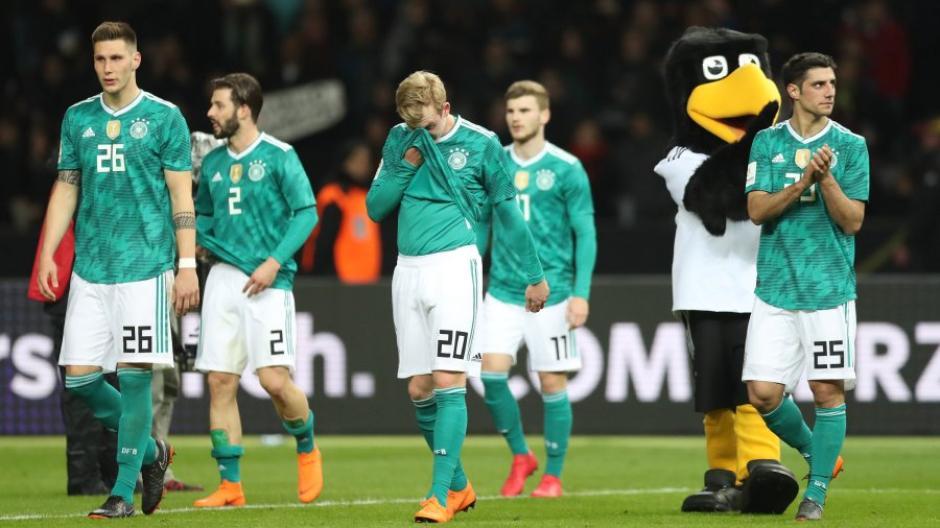 Deutschland Gegen Brasilien Jesus Klaut Den Rekord