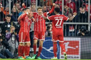 6:0 - Aber der FC Bayern kann erst in Augsburg Meister werden