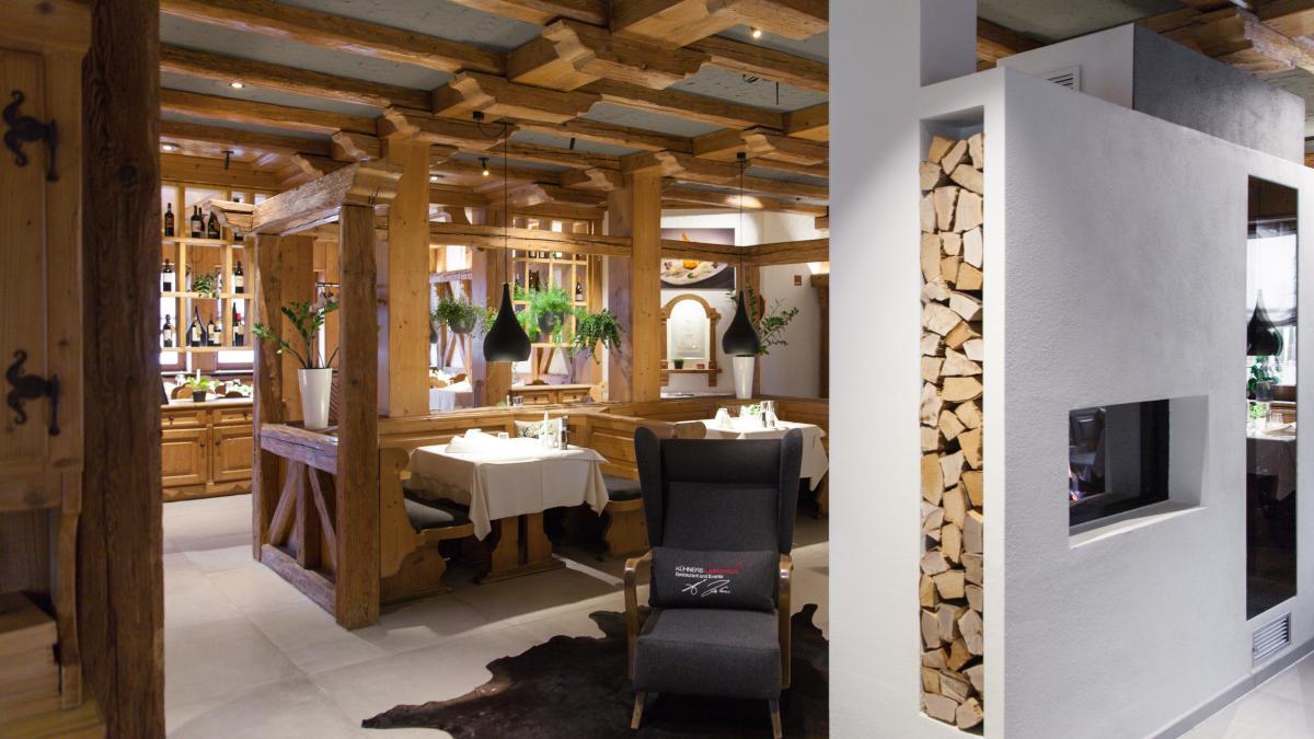 k hners landhaus wo kulinarik und optik verschmelzen. Black Bedroom Furniture Sets. Home Design Ideas