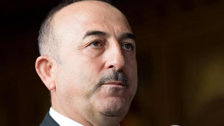 Der türkische Außenminister wird wohl im Mai in Solingen bei der Gedenkfeier zum 25. Jahrestag des Brandanschlags eine Rede halten. Foto: Swen Pförtner