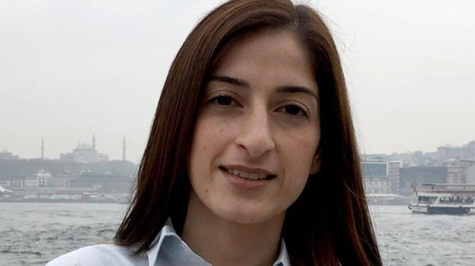 Die Staatsanwaltschaft in Istanbul wirft Mesale Tolu Terrorpropaganda und Mitgliedschaft in einer Terrororganisation vor. Foto: Linda Say
