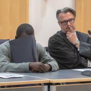 Prostituierte erwürgt - Verdächtiger vor Gericht