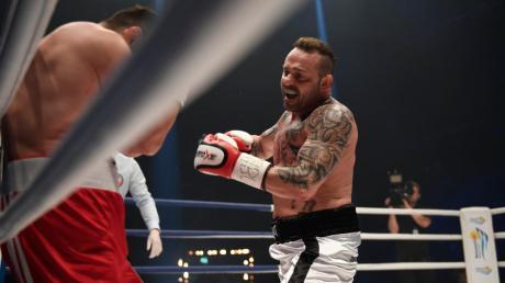 Guido Fiedler ließ Slavoljub Mitic keine Chance.