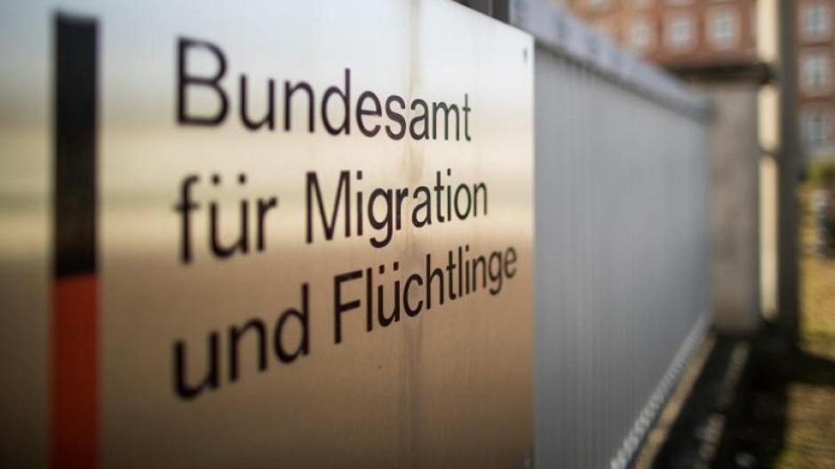 Kommt nicht zur Ruhe:Das Bundesamt für Migration und Flüchtlinge. Foto: Daniel Karmann