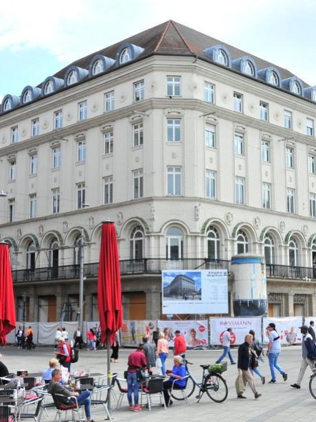 Starbucks und Co in Augsburg