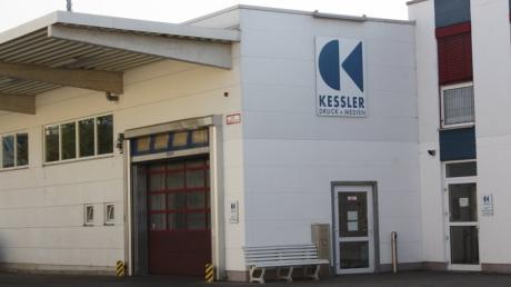 """Nach fast sechs Jahrzehnten ist """"Kessler Druck + Medien"""" zahlungsunfähig und blickt in eine ungewisse Zukunft."""