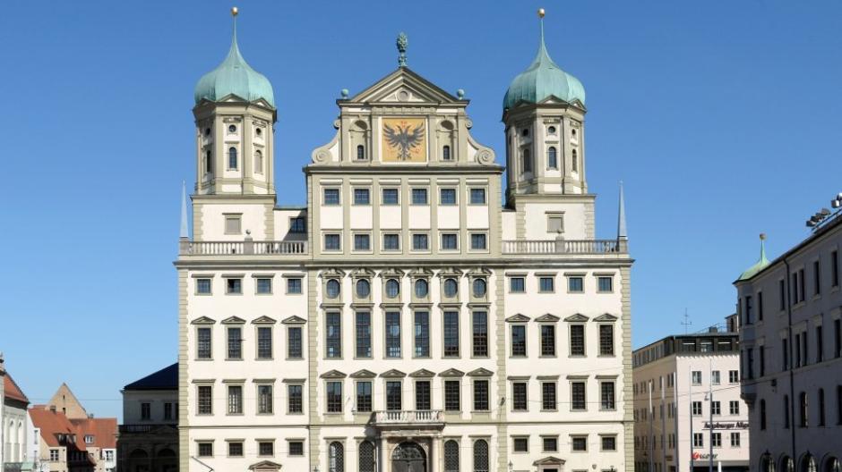 Rathaus Augsburg