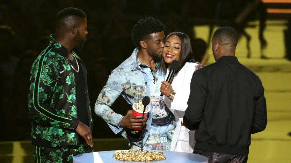 Mtv Movie Tv Awards Black Panther Räumt Bei Mtv Movie Awards Ab