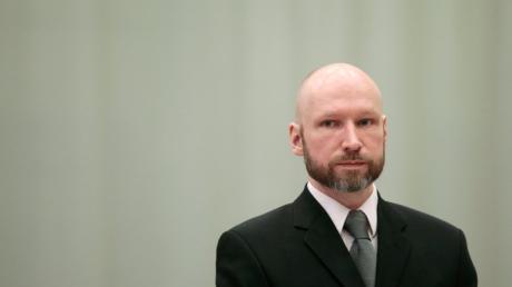 Der norwegische Massenmörder  scheitert mit der Beschwerde gegen seine Haftbedingungen.