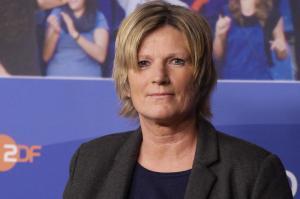 Claudia Neumann kommentiert Supercup-Übertragung