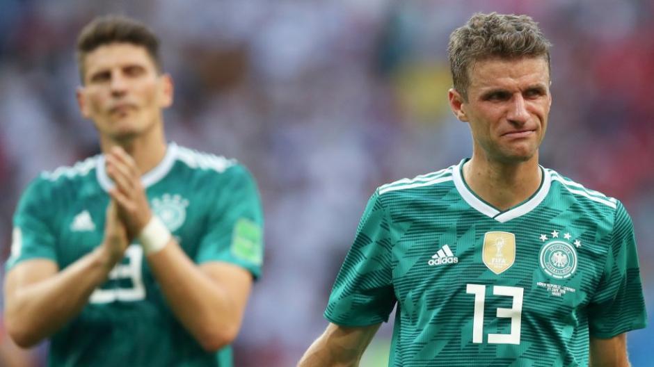 Fußball Wm 2018 Blamage Deutschland Fliegt Als Gruppenletzter Aus