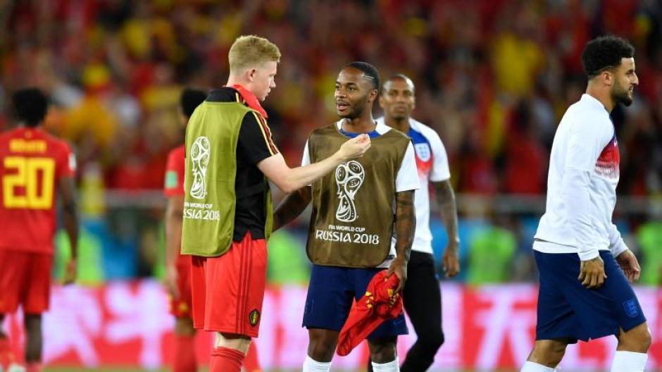 Fusball Wm  Belgien England Im Spiel Um Platz  Das Duell Der Torjager Sport News Aktuelle Sportnachrichten Augsburger Allgemeine